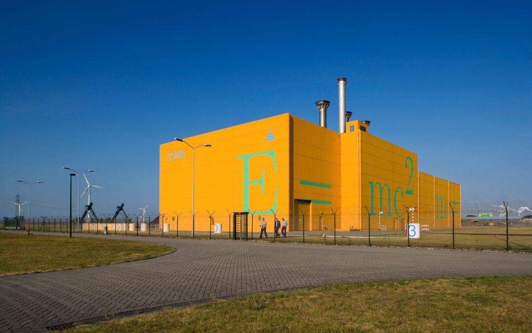 Netherlands / Covra Announces Plans For New Radwaste Facility