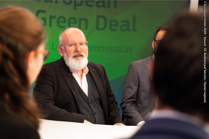 Brussels 'won't stand in the way' of new nuclear plants, says EU climate chief