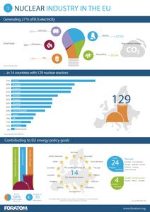 Nuclear Industry in the EU n°1
